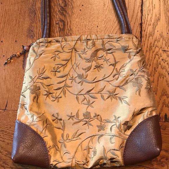 Bags   Fancy Handmade Fabric Purse   Poshmark dc37cdb894